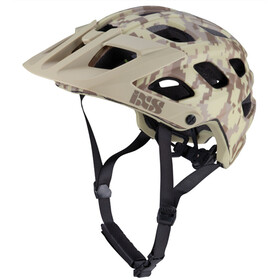 IXS Trail RS Evo Camo Ltd. Edition Casque, camel camo
